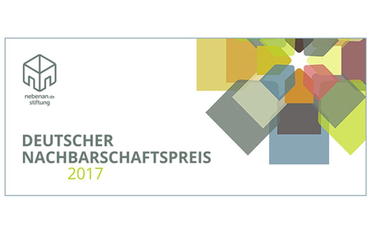 Logo Deutscher Nachbarschaftspreis