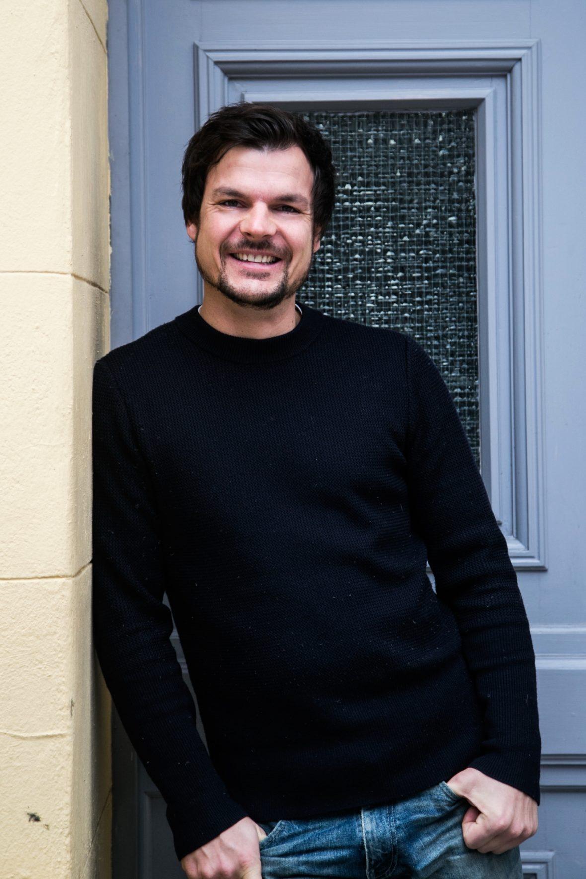 Michael Vollmann, Vorsitzender nebenan.de Stiftung