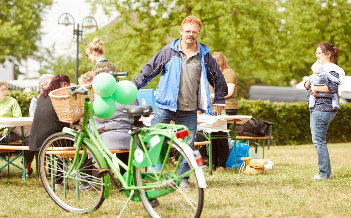 Mobilitea-Fahrrad