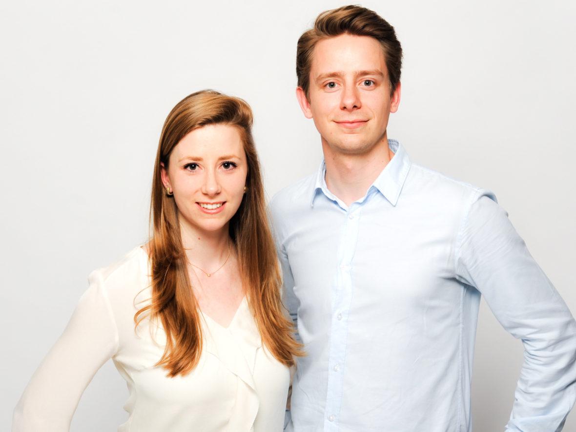 Antonia und Nikolaus Albert