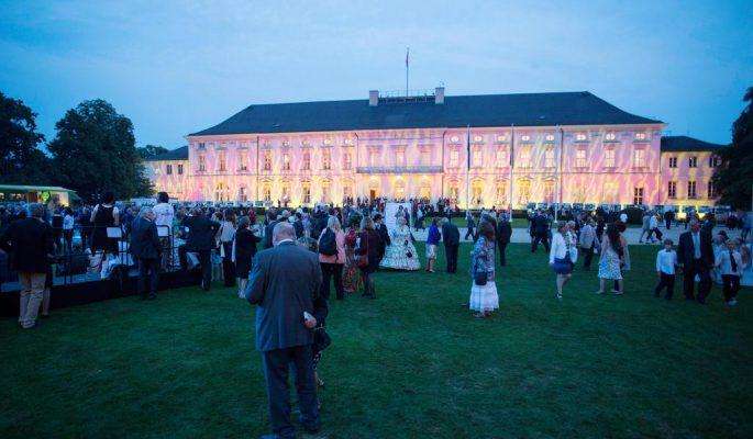 Bürgerfest Im Schloss Bellevue 2013