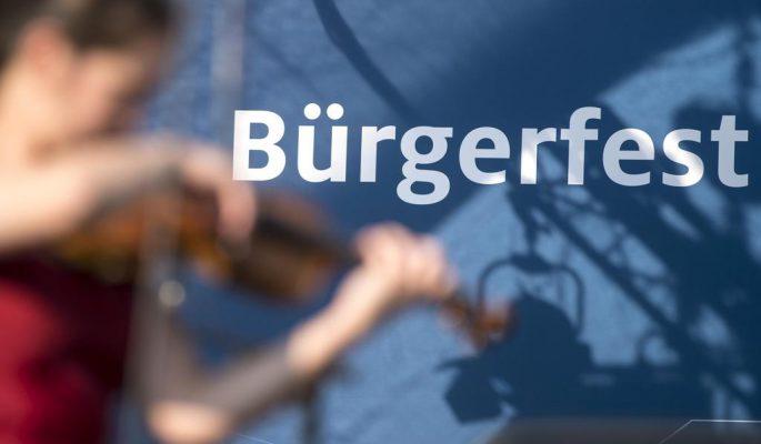 Bürgerfest 2016