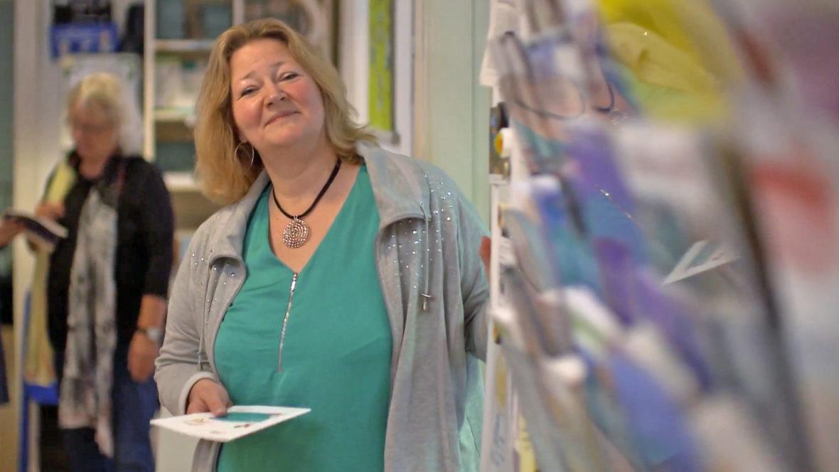 Sybil Peemöller, Beraterin bei VHIVA Kids - Familienleben mit HIV