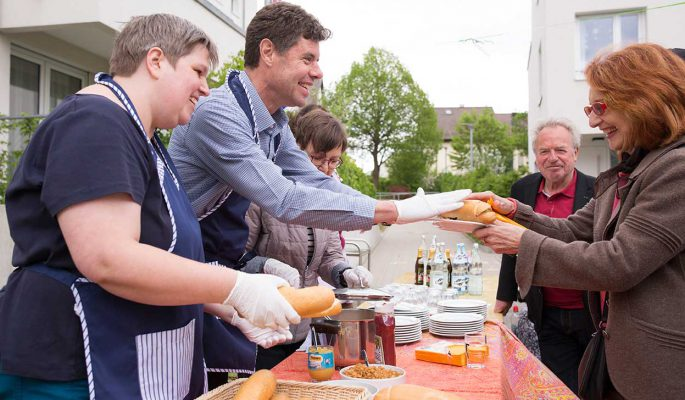 Leonberg Nachbarschaft Fest2