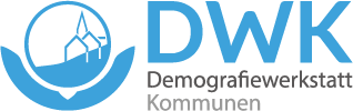 Das Logo der Demografiewerkstatt Kommunen.