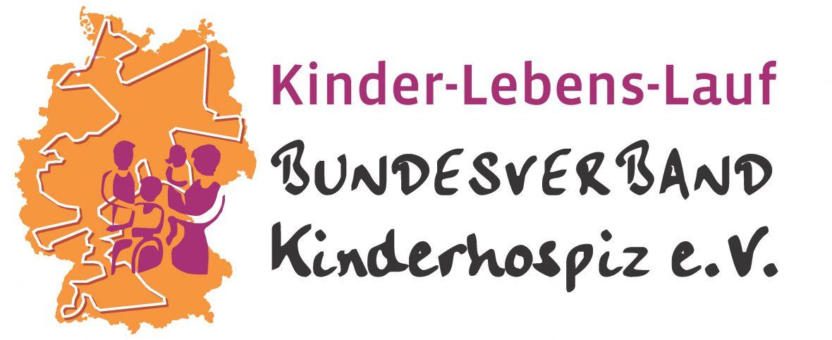 Das Logo des Kinder-Lebens-Laufs.