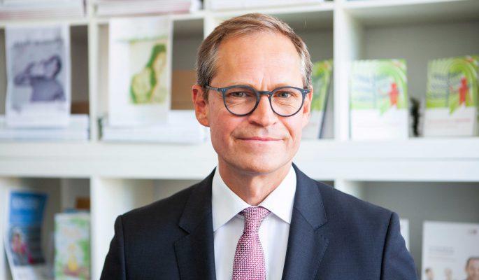 Bundesratspräsident Michael Müller Berlin3