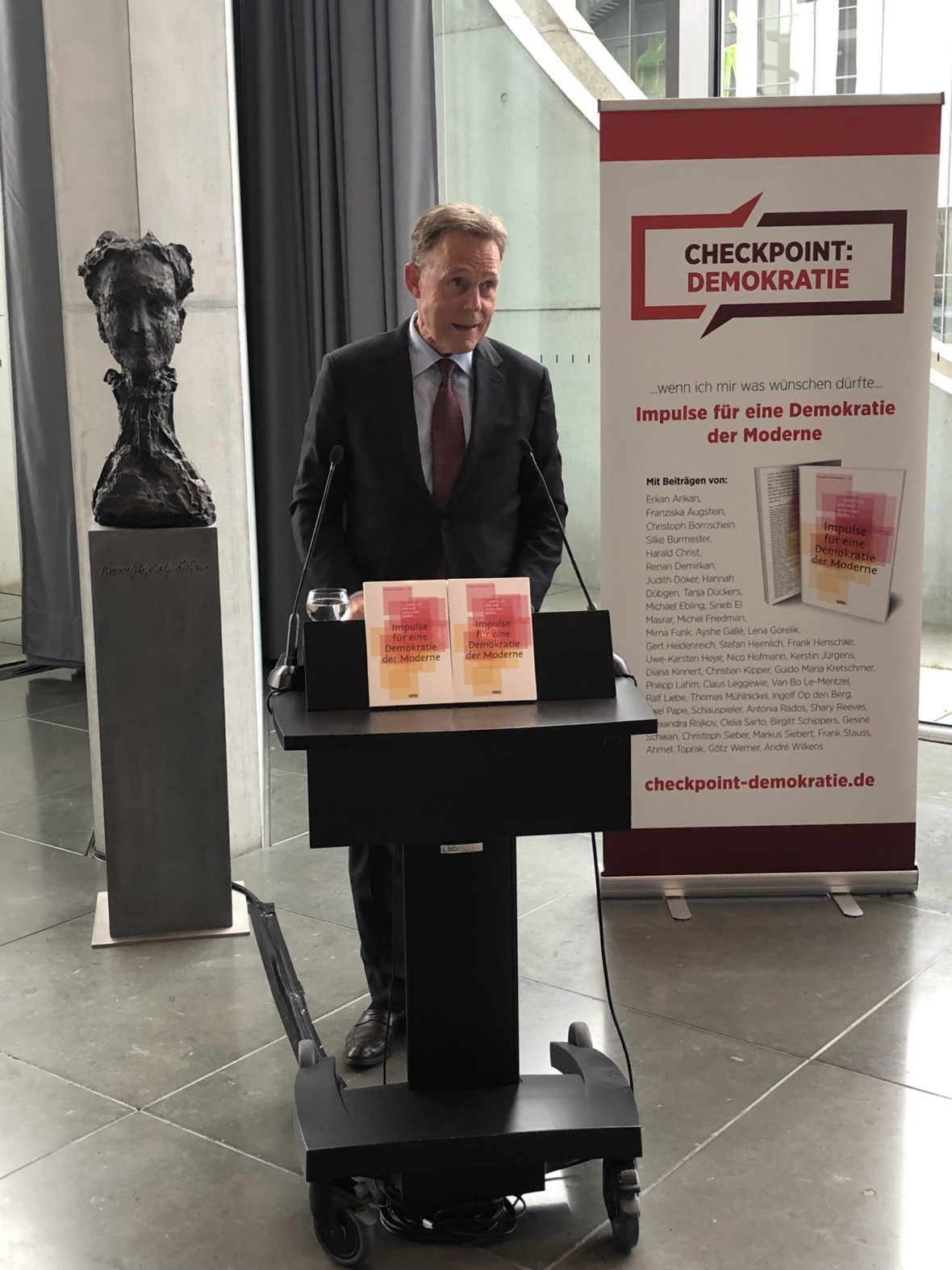 Thomas Oppermann, Vizepräsident des Deutschen Bundestags