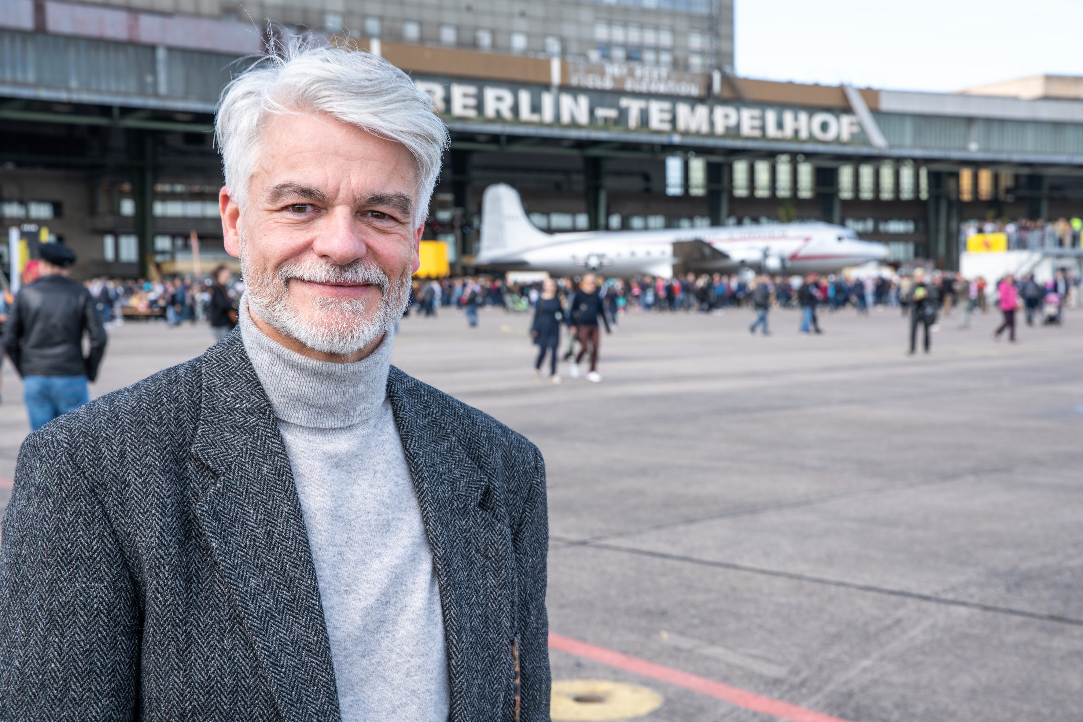 Christian Kipper, Geschäftsführer der Deutschen Fernsehlotterie und der Stiftung Deutsches Hilfswerk