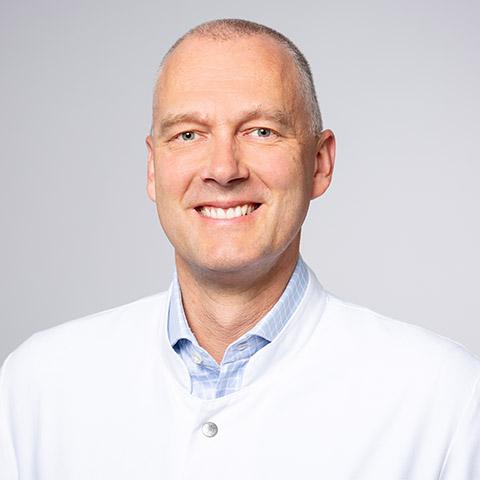 Dr. Sven Peine, Leiter des Instituts für Transfusionsmedizin am UKE (Foto: Universitätsklinikum Eppendorf)