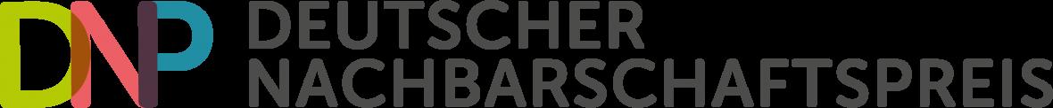 Das Logo des Deutschen Nachbarschaftspreises.