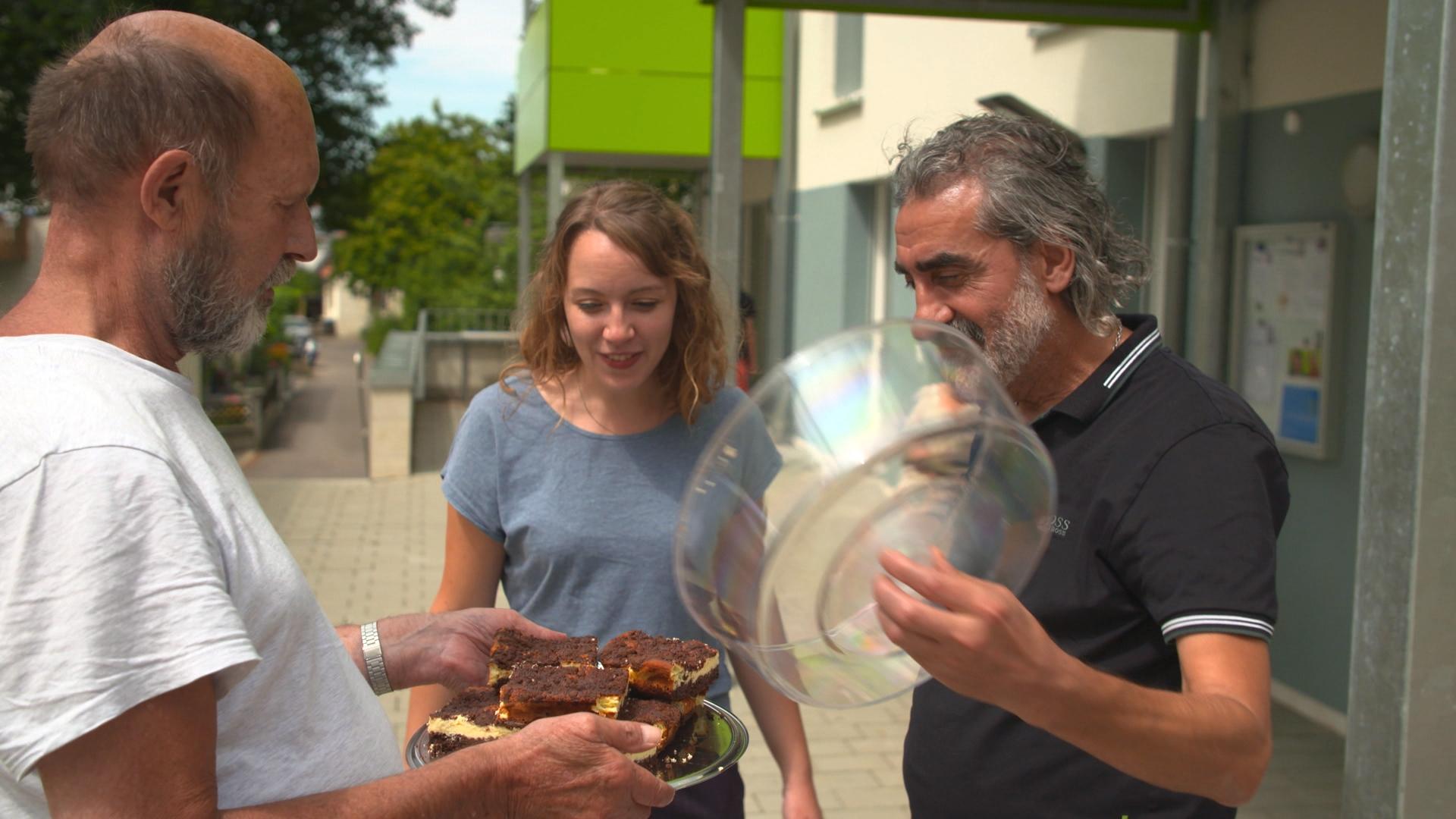 Das Esslinger Wohncafé motiviert Menschen, aktiv ihre Nachbarschaft und das Miteinander zu gestalten.