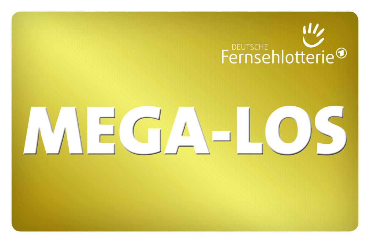 Am Wochenende hat ein MEGA-LOS eine Million Euro gewonnen.