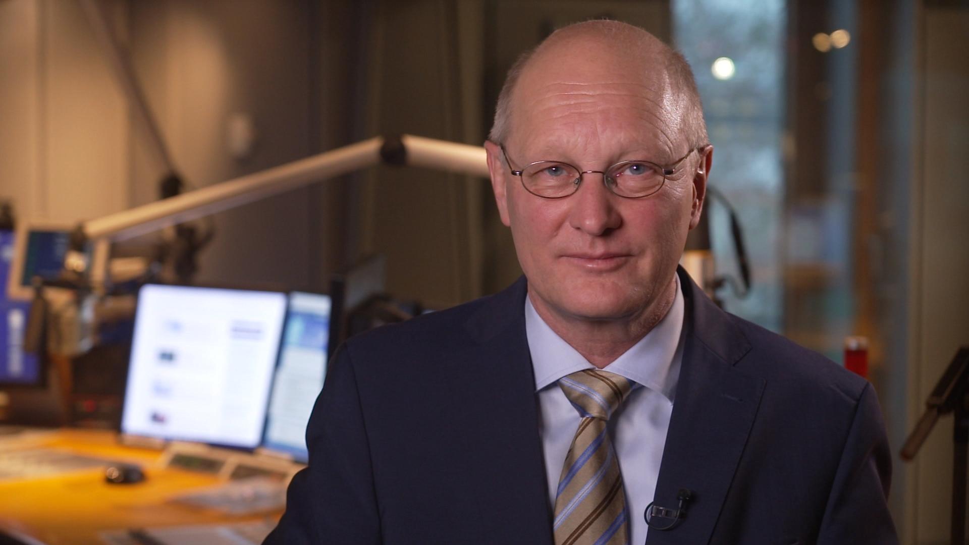 NDR-Intendant Joachim Knuth blickt auf 2020 zurück und präsentiert die diesjährigen Förderungen der Deutsche Fernsehlotterie