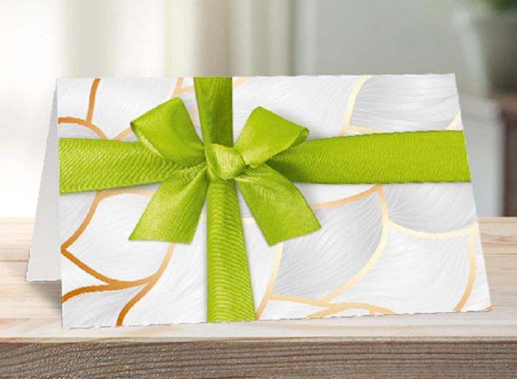 Das perfekte Geschenk: ein ganzes Jahr voller Chancen!