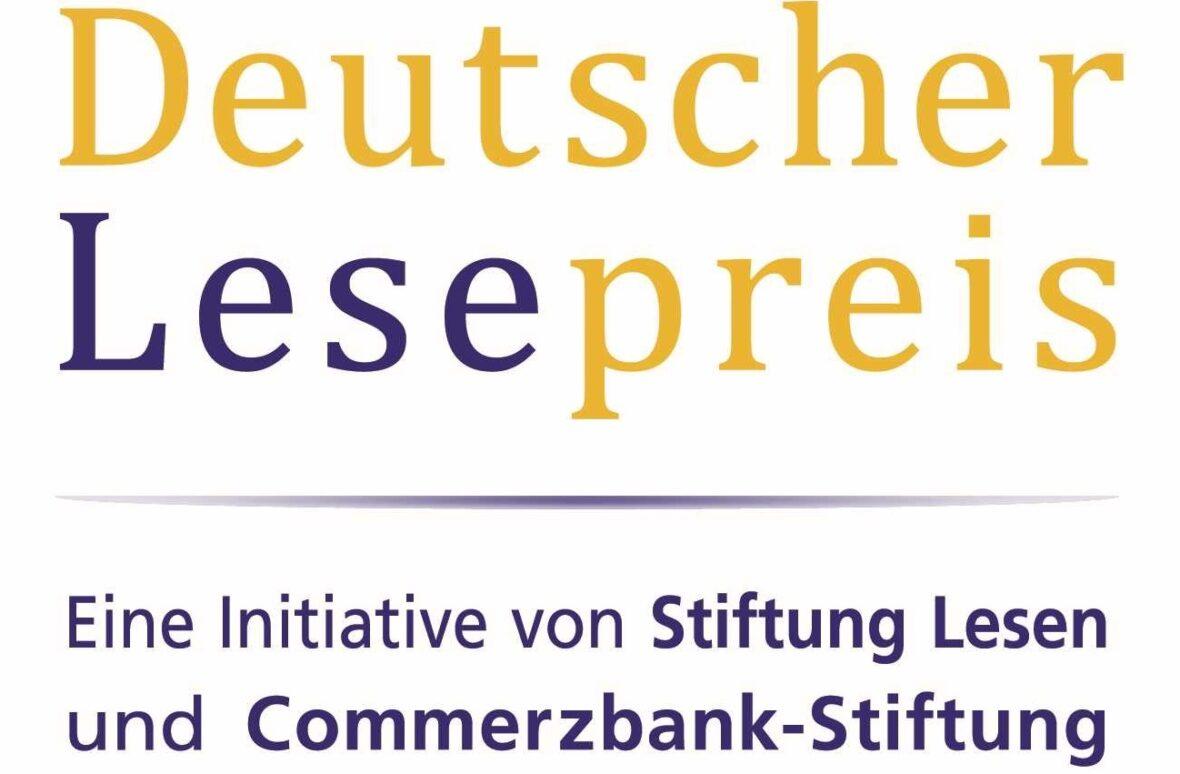 Logo Deutscher Lesepreis