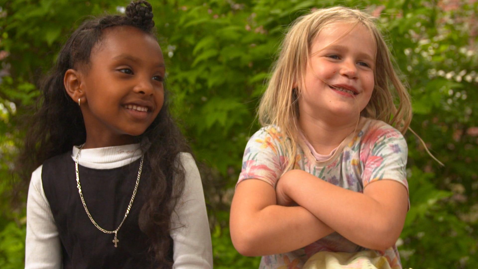 """""""Damit die Stadt zum Zuhause werden kann"""" gilt auch gerade für Kinder, die in der Nachbarschaft Freundschaften knüpfen."""