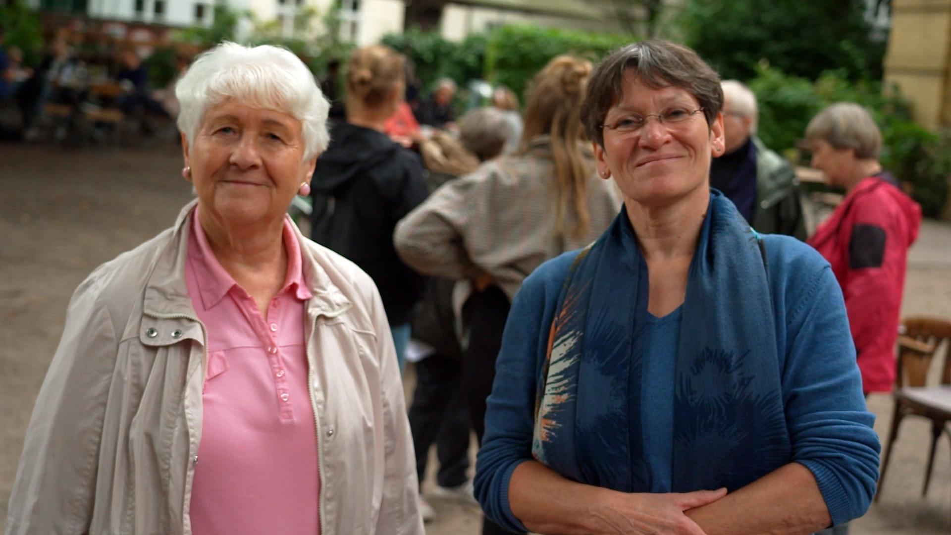 """Das Stadtteilkulturzentrum HausDrei bringt mit dem Projekt """"BeginN*"""" Menschen aus der Nachbarschaft zusammen."""